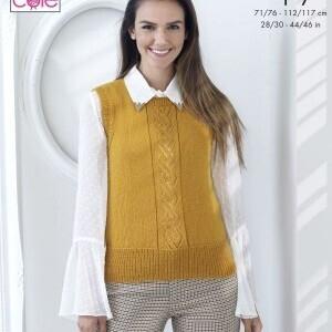 Tank Top & Sweater Pattern 5349