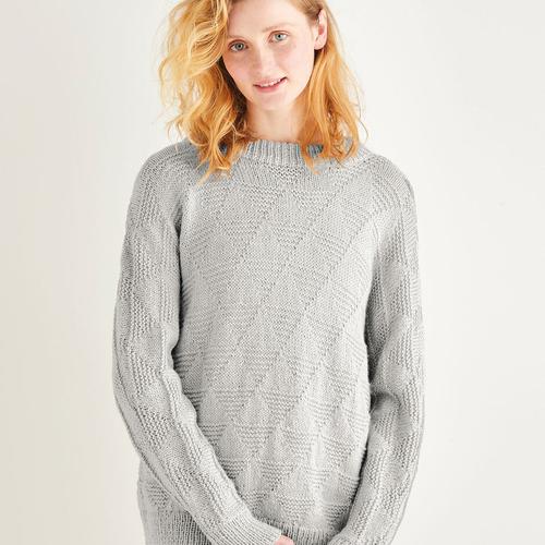 Sweater Pattern 10198