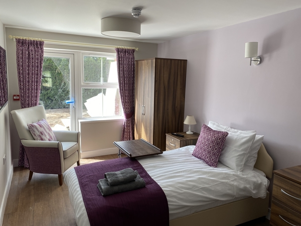 Fitout at Sycamores Care Home in Wakefield