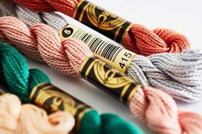 Needlecraft Threads & Yarn
