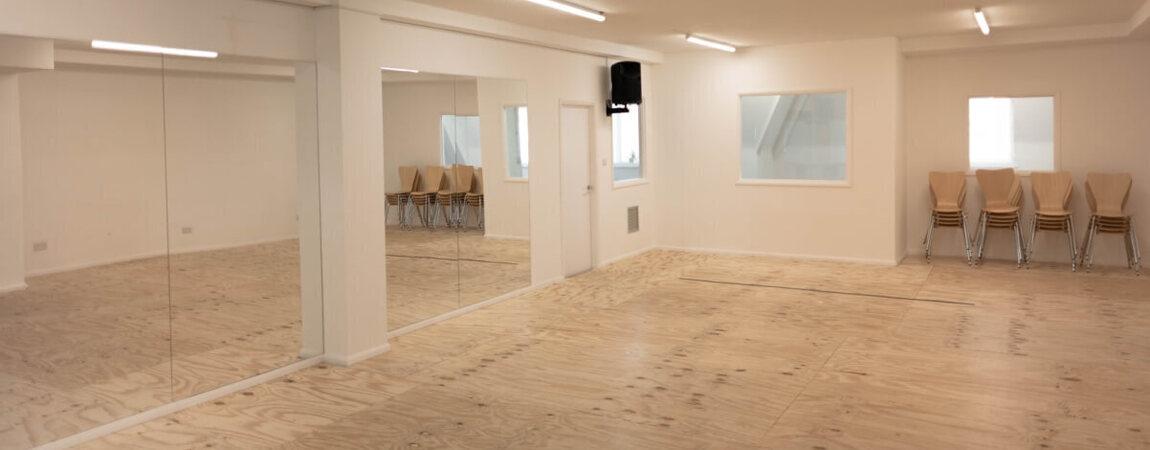dance and rehearsal studio 3
