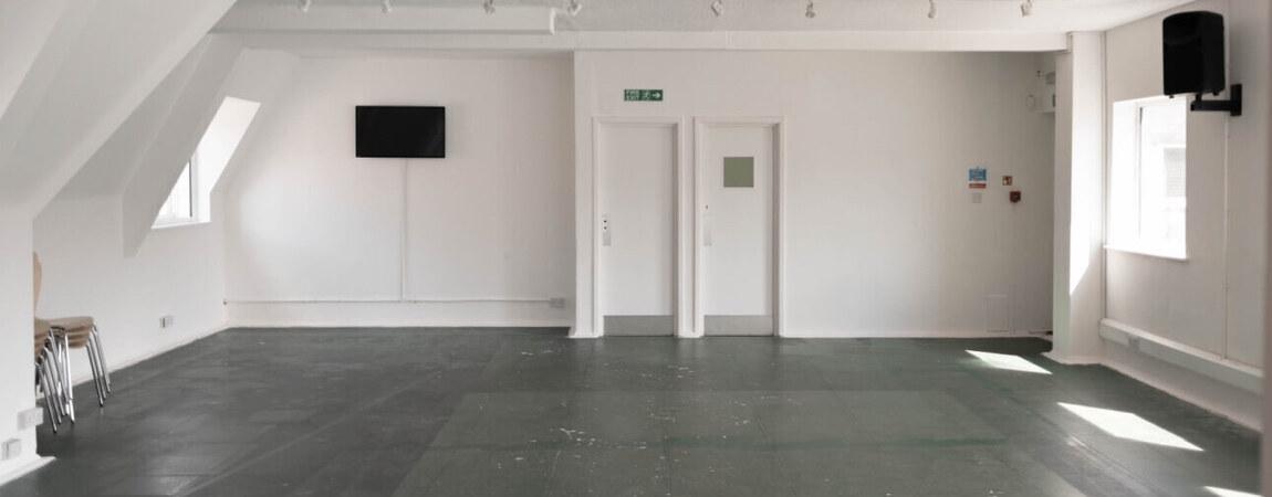 dance and rehearsal studio 5