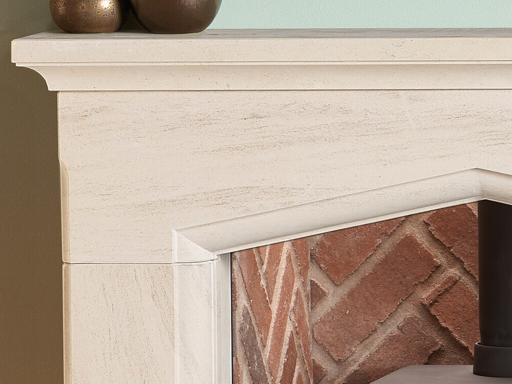 Stone Surrounds and Mantels