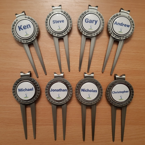 Personalised Pitchmark Repairer