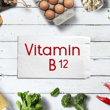 vitamin B12 and your mental health