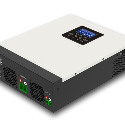 24V 3Kw Hybrid Pure Sine Wave Inverter with 50A PWM Controller