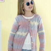 Lacy Cardigan Pattern 5422