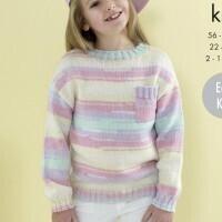 Sweater Pattern 5425