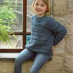 Sweater Pattern JB635