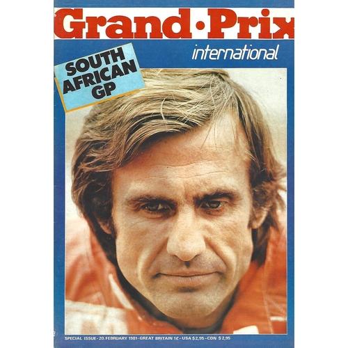 Grand Prix International Magazine