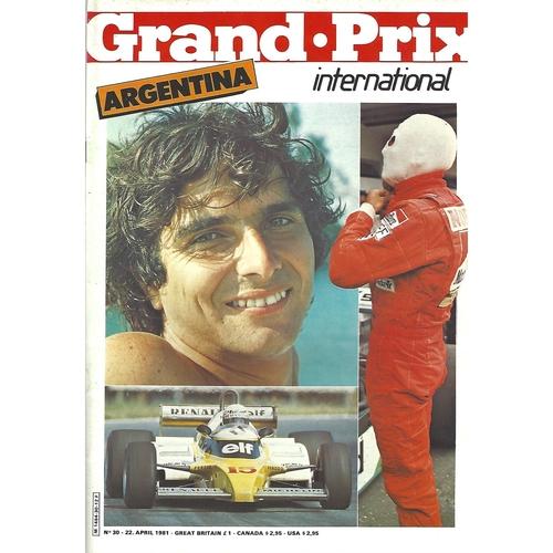 Grand Prix International Magazine Issue Number 030