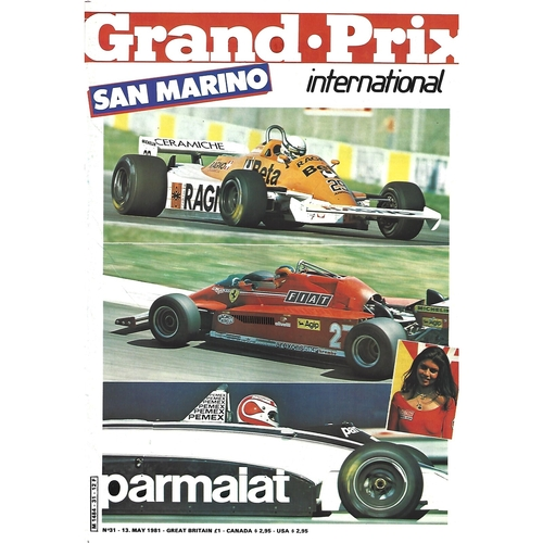 Grand Prix International Magazine Issue Number 031