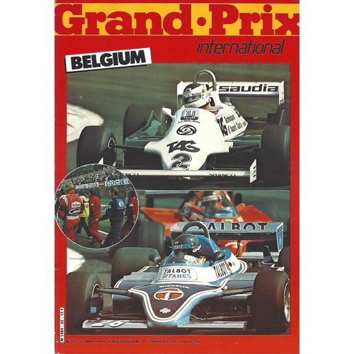 Grand Prix International Magazine Issue Number 032