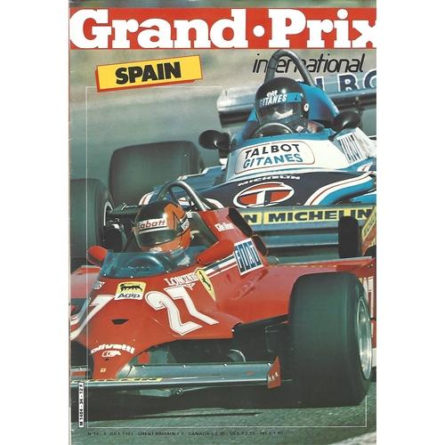 Grand Prix International Magazine Issue Number 034