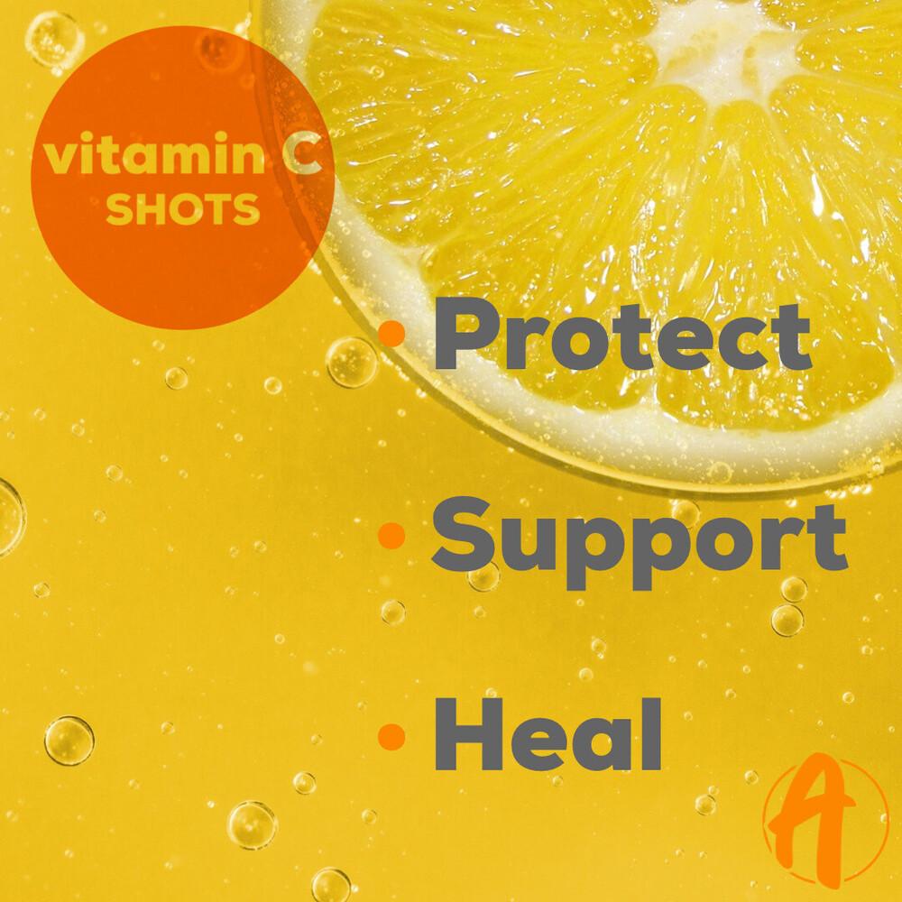 Andy Garland Therapies - Counselling Cardiff - Mental Health Services Cardiff - Cardiff Therapists - vitamin C injections - vitamin C shots