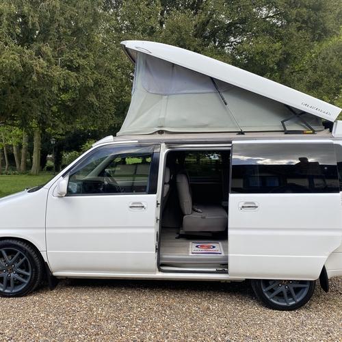 Honda Stepwagon Camper Van 4 Berth 1998 model 2.0 Petrol Automatic