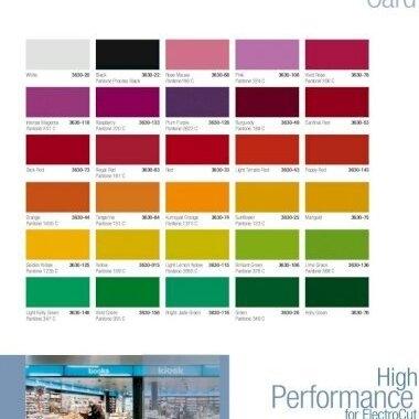3M™ SC Translucent Graphic Film Swatch 3630