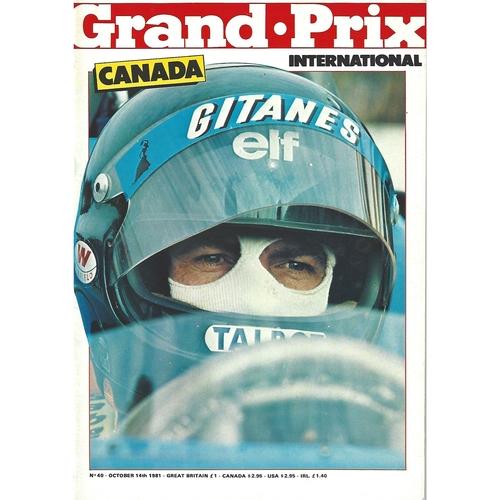 Grand Prix International Magazine Issue Number 040