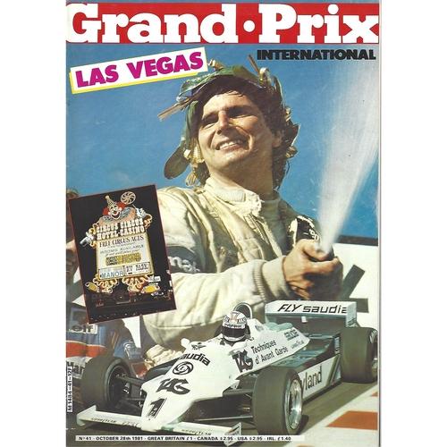 Grand Prix International Magazine Issue Number 041