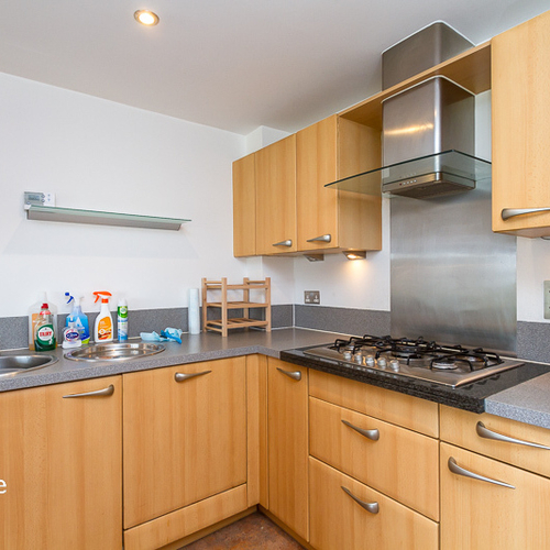 LACUNA CARDIFF BAY ONE BEDROOM APARTMENT WITH WATER VIEWS