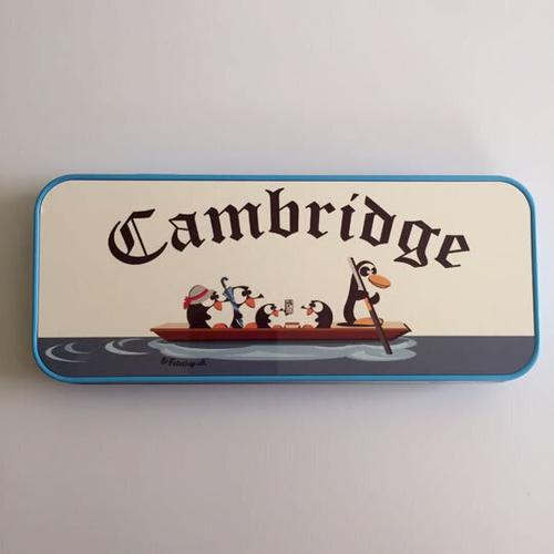 'Punting in Cambridge' Tin