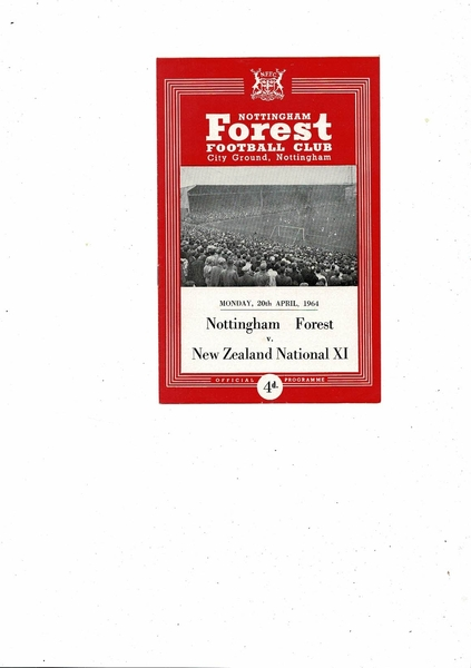 Many more Football Programmes listed today