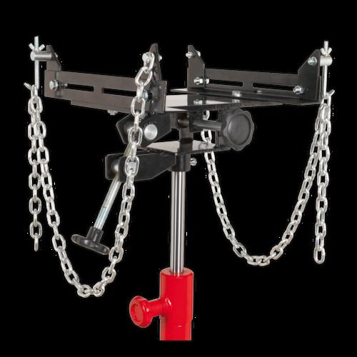 Adjustable Gearbox Support 500kg Capacity for 300ETJ & 500ETJ - Sealey - ADT7