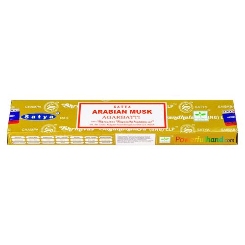 Satya Arabian Musk Incense Sticks