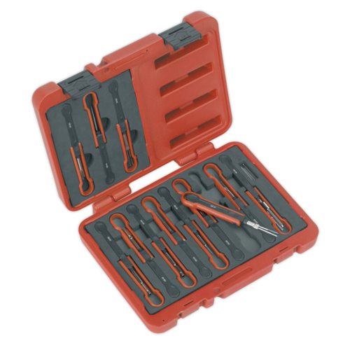 Universal Cable Ejection Tool Set 15pc - Sealey - VS9201
