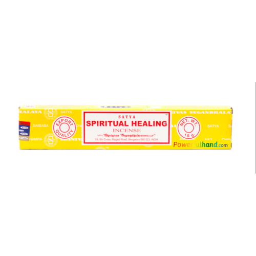 Satya Spiritual Healing Incense Sticks