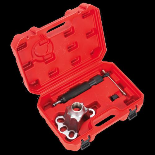 Hydraulic Hub Puller Set - Sealey - PS993