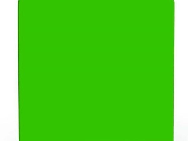Green Screen (chromakey) Backdrop