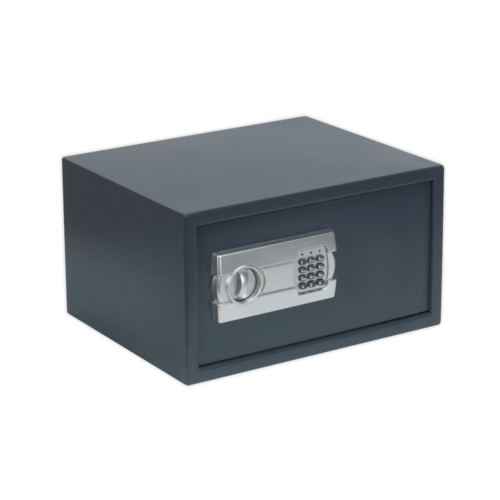 Electronic Combination Security Safe 450 x 365 x 250mm - Sealey - SECS03
