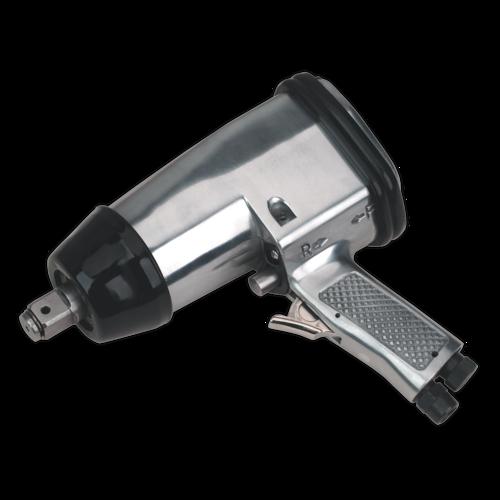 "Air Impact Wrench 3/4""Sq Drive Heavy-Duty - Sealey - SA4"