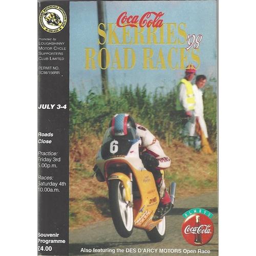 Skerries Motor Cycle Racing Programmes