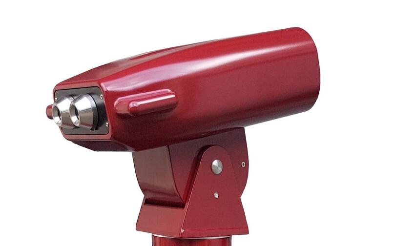 Virtual Reality Augmented Binocular