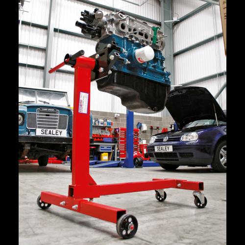 Engine Stand 450kg - Sealey - ES450