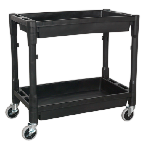 Trolley 2-Level Composite Heavy-Duty - Sealey - CX204