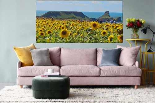 Extra Large Canvas Prints to enhance your home or office.