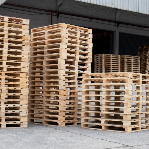 NEW SERVICE – National Pallet Collection and Recycling