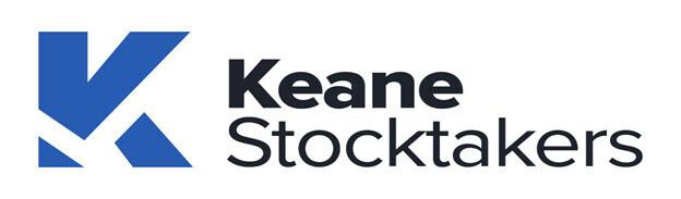 Keane Stocktakers Main Logo