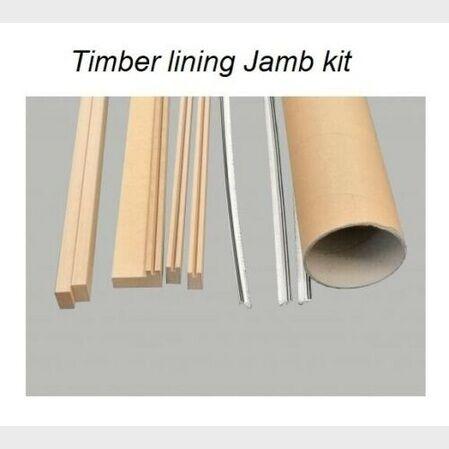 Pocket Door Timber Lining Jamb Kit