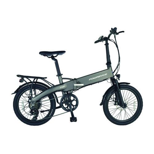 Powabyke F200 Folding Electric Bike 36v 10.4ah