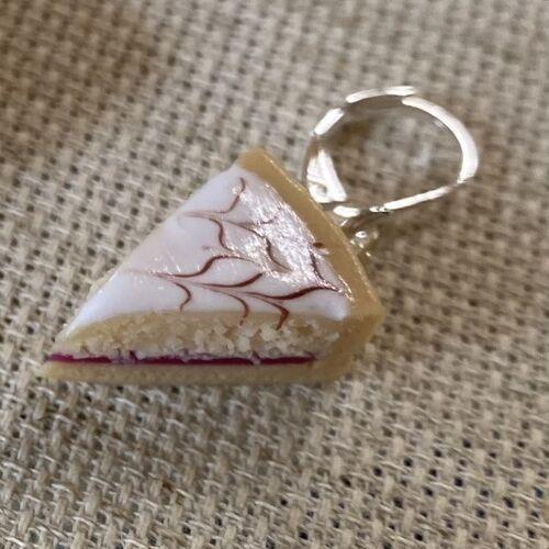 Single Bakewell Slice
