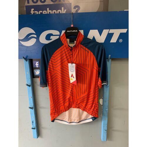 Altura icon SS jersey orange/blue