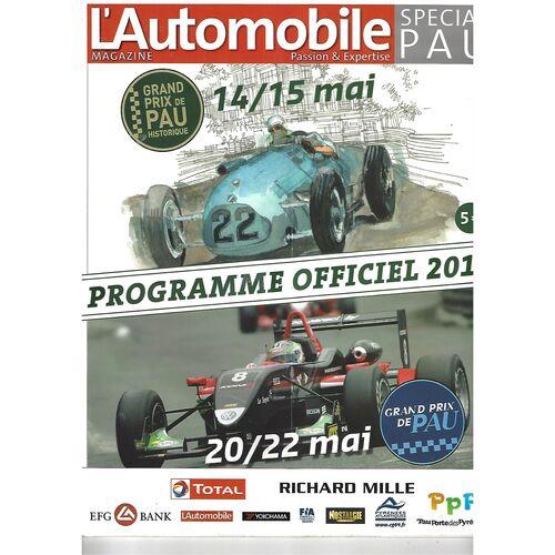 2011 Pau Grand Prix (20-22/05/2011 Motor Racing Programme