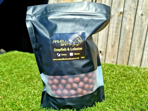 CrayFish & Lobster Boilies