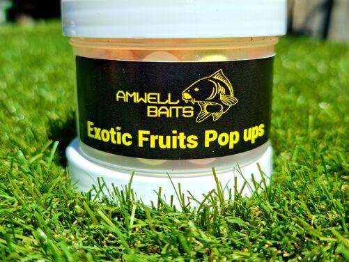 Exotic Fruit Pop-Ups