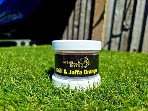 Krill & Jaffa Orange Pop-Ups