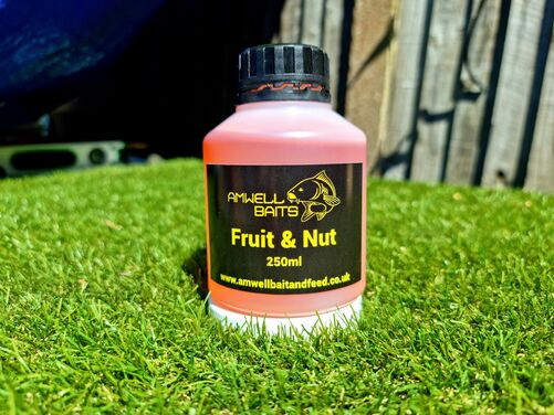 Fruit & Nut Glug